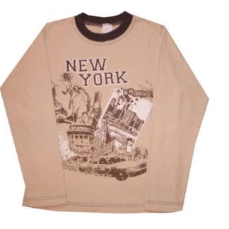 Hosszú ujjú póló - New York