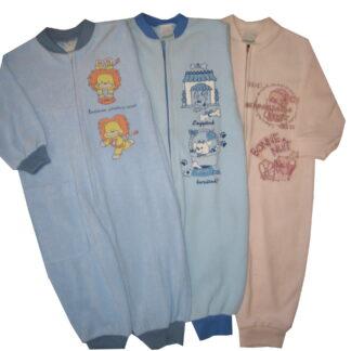 Pizsama,overáll, frottír - bébiknek