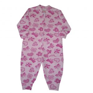 Pizsama, overall, bolyhos - masnis