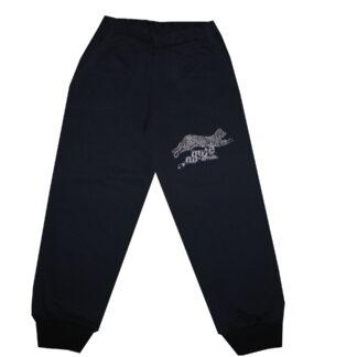 Szabadidő nadrág, futter - leopárd