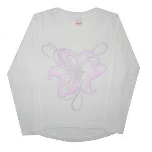Hosszú ujjú póló - Virág