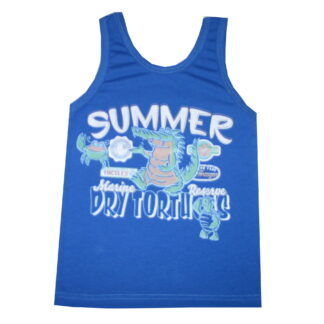 Ujjatlan fiú póló - Summer