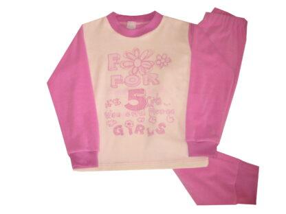 Pizsama frottír - For5