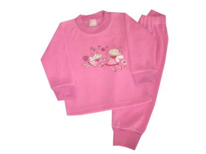 Pizsama, frottír - lepkék