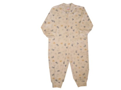 Bolyhos, overall pizsama - Teve