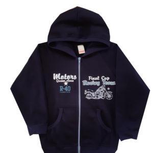 Kapucnis pulóver - Motors