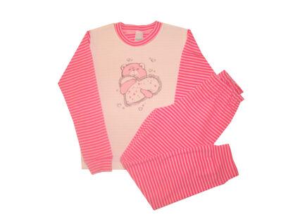 Pizsama - Maci párnával