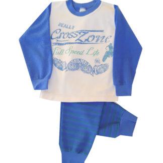 Pizsama, frottír - Cross Zone