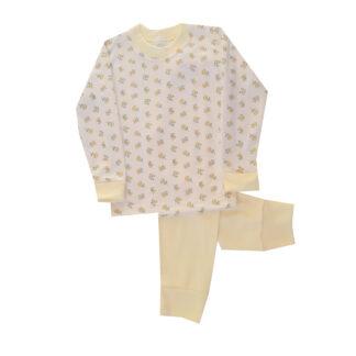Pizsama - virágos